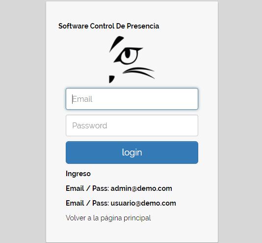 Programa de filecat para control de acceso de usuarios.